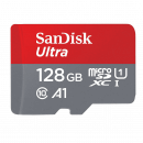 Sandisk microSDXC UHS-I 128GB met adapter