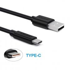 USB-A Naar USB-C Kabel 1.0m